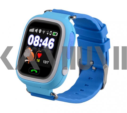 Zegarki z GPS dla dzieci – lokalizatory marki KAMIUMI