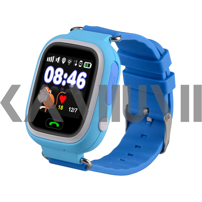 Zegarki GPS dla dzieci – lokalizatory KAMIUMI